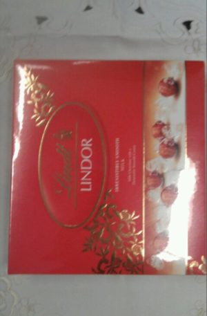 Lindor Milk Chocolates